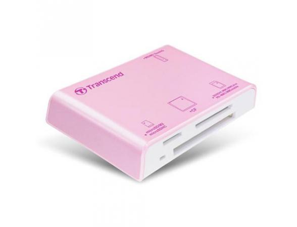 Ридер Transcend All-in-1 Multi Card Reader TS-RDP8R