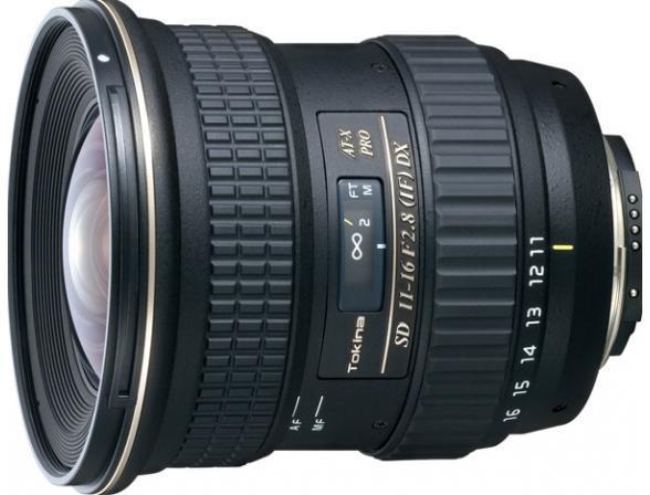 Объектив Tokina AT-X 116 PRO DX AF Nikon F*
