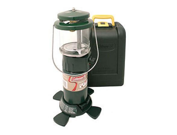 Лампа газовая Coleman Two Mantle Propane Lantern with Case