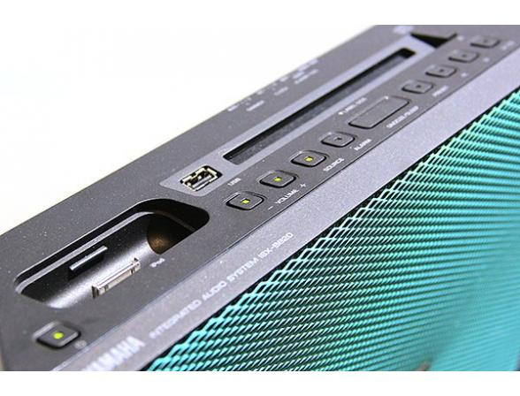 Музыкальная система Yamaha ISX-B820WH