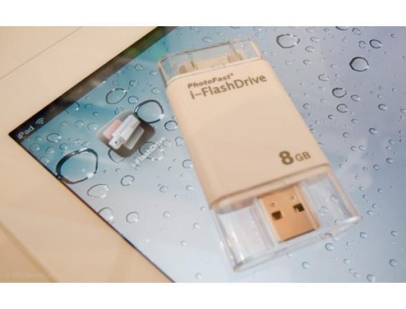 PhotoFast iFlashDrive/8GB