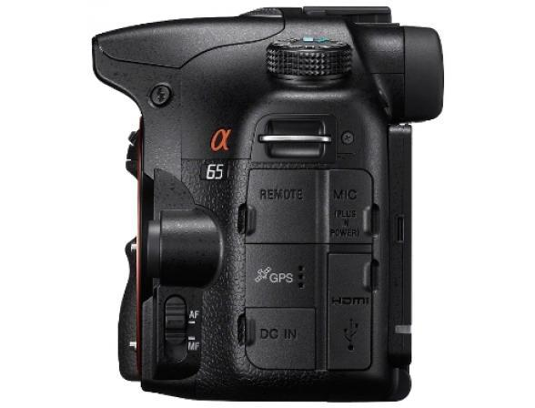 Зеркальный фотоаппарат Sony Alpha SLT-A65 Body*