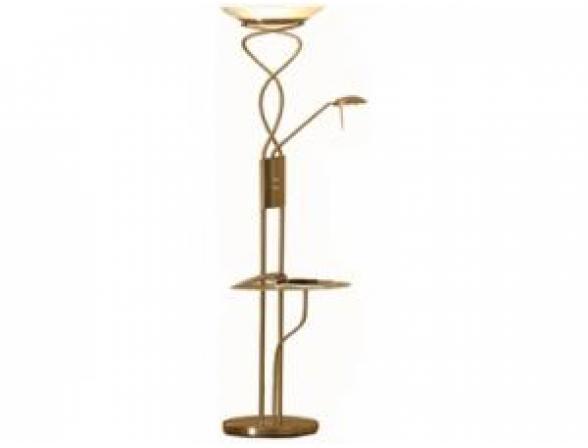 Торшер со столиком Lussole COMFORT LSN-8955-02