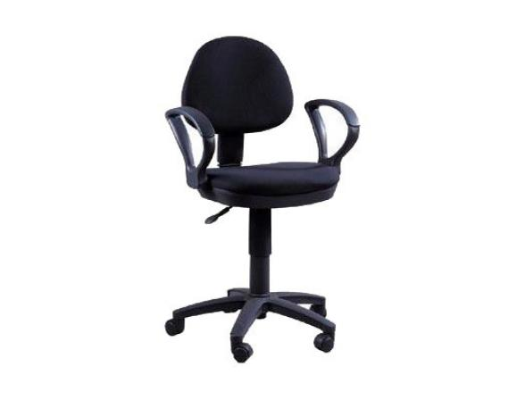 Кресло BURO Ch-G318AXN/Black&Blu