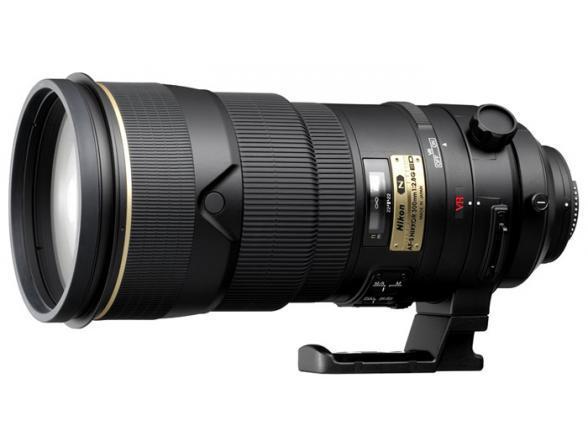 Объектив Nikon 300mm f/2.8G IF-ED AF-S VR Nikkor