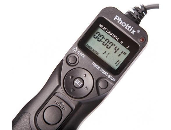 Пульт дистанционного управления Phottix TR-90 C6 с таймером