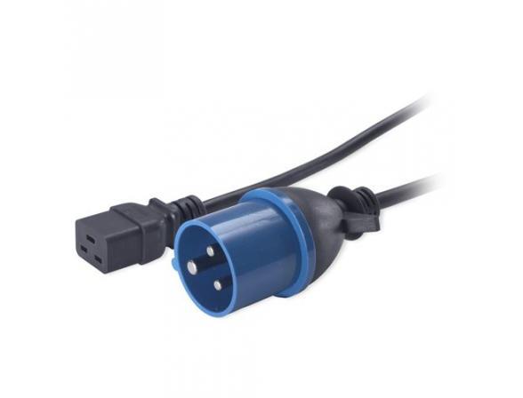 Силовой кабель APC Power Cord [IEC 320 C19 to IEC 309]
