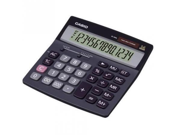 Калькулятор Casio casD-20L-S-GH