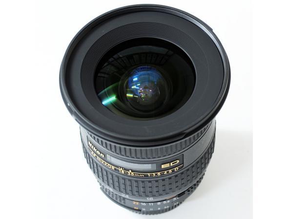 Объектив Nikon 18-35mm f/3.5-4.5D ED-IF AF Zoom-Nikkor