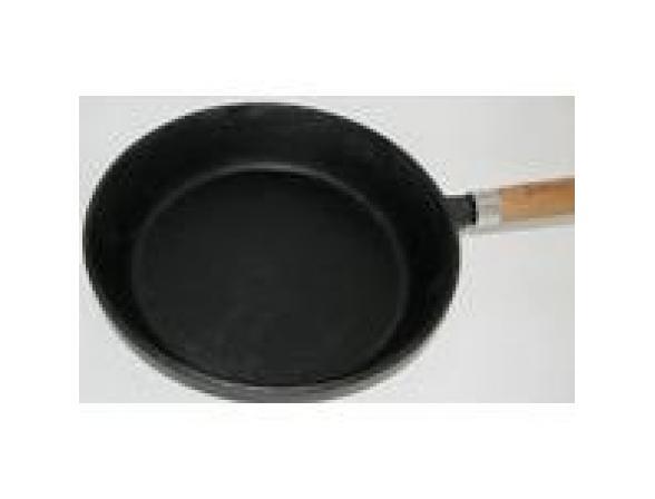 Сковорода глубокая SHENGRI SR010 26см