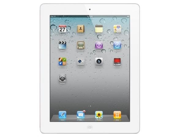 Планшет Apple iPad 2 32Gb Wi-Fi + 3G White