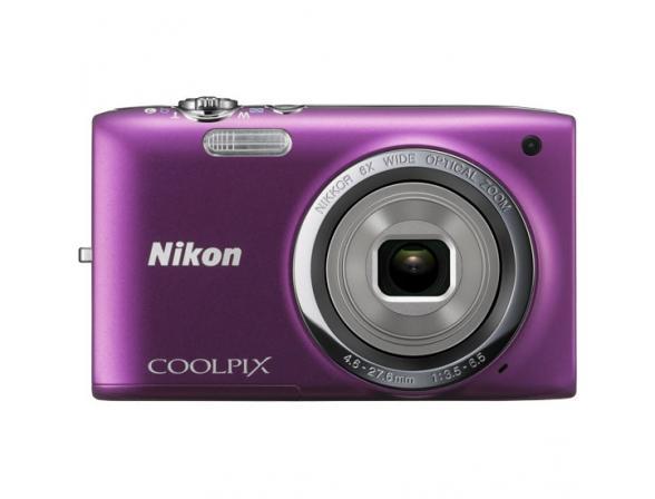 Цифровой фотоаппарат Nikon Coolpix S2700