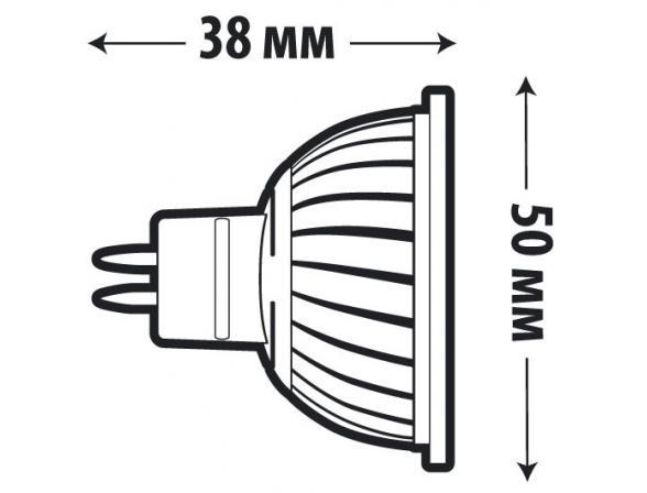 Светодиодная лампа X-flash 43026