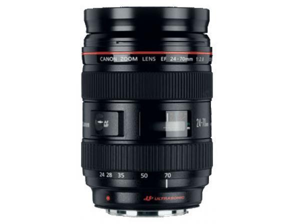 Объектив Canon EF 24-70 f/2.8L USM*