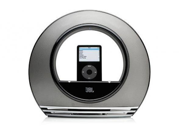 Док-станции для iPod/iPhone/iPad JBL RADIAL BLACK