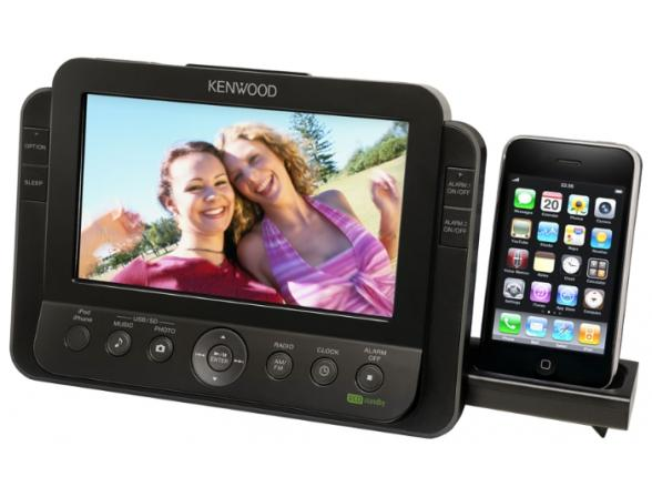 Док-станция для iPod/iPhone/iPad KENWOOD AS-IP70