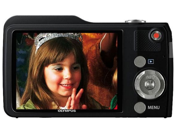 Цифровой фотоаппарат Olympus VG-170
