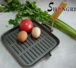 Сковорода-гриль SHENGRI SR006 24х24см