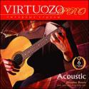 Набор 6 струн для гитары акустик VIRTUOZO 021-PRO