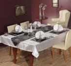 Скатерть Leno Dekor De Table 160x300 (Yeni)
