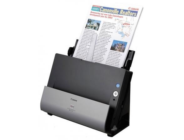 Сканер для документов Canon DR-C125