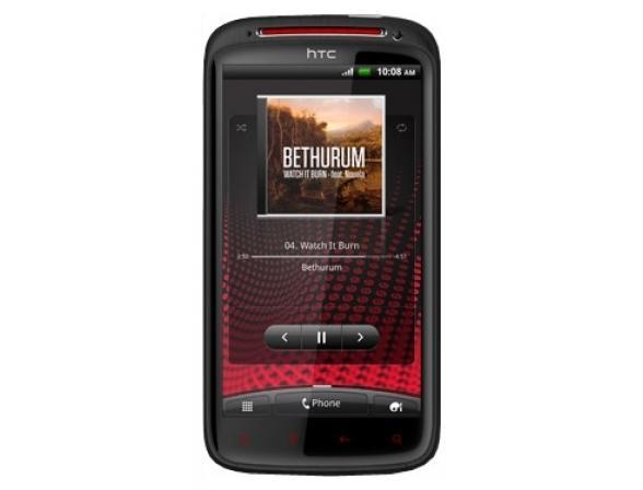 Коммуникатор HTC Sensation XE Black norm headphones