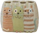 Стакан для зубных щеток Creative Bath Meow MEW60MULT