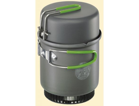 Набор посуды Optimus Terra Solo Cookset 0,6 л в чехле