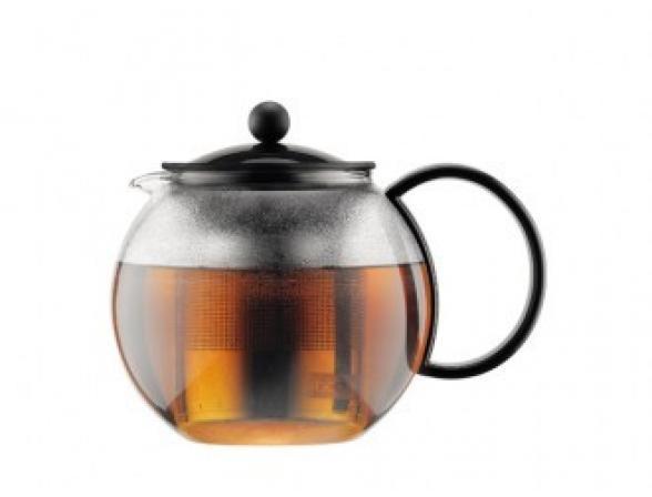 Чайник заварочный c прессом BODUM Assam 1.0л