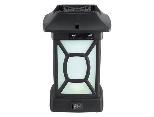 Лампа для защиты от комаров со встроенным светильником ThermaCell Patio Lantern MR 9W6-00