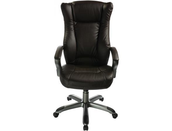 Кресло руководителя BURO CH-879AXSN/Coffee