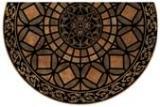 Коврик Mohawk 58,5*89 Gothic Iron Slice