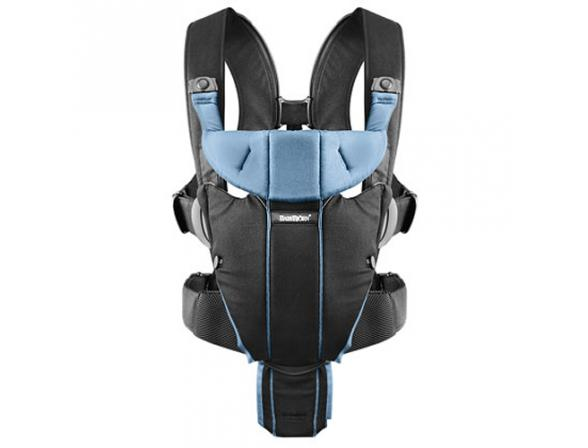 Рюкзак-переноска BabyBjorn Baby Carrier Miracle 0960.65