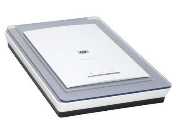 Сканер планшетный HP ScanJet G2710