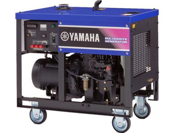Бензогенератор Yamaha EDL13000TE