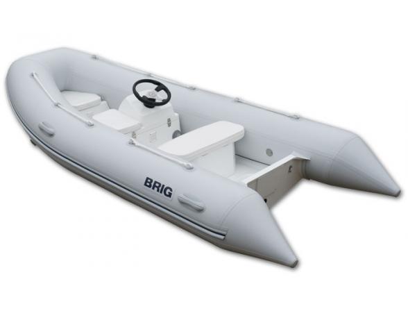 Лодка надувная BRIG F360L