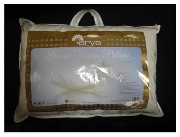 Подушка ARYA Super пух 50x70