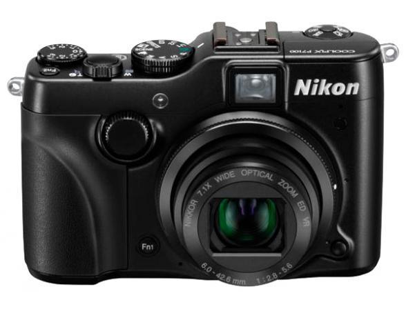 Цифровой фотоаппарат Nikon Coolpix P7100