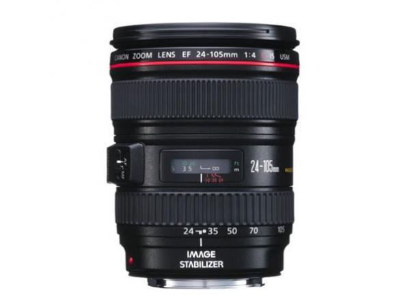 Объектив Canon EF 24-105 f/4L IS USM