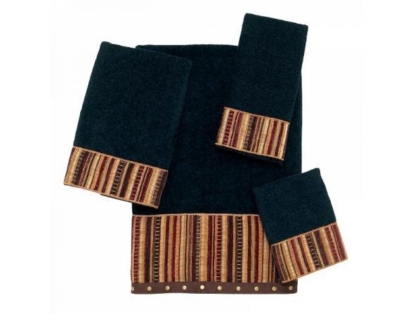 Полотенце для рук AVANTI Odele BLK