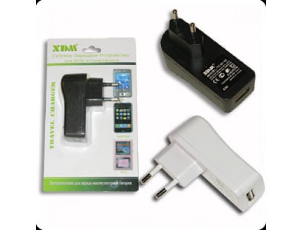 Эмулятор питания XDM USB - 220 V, белый