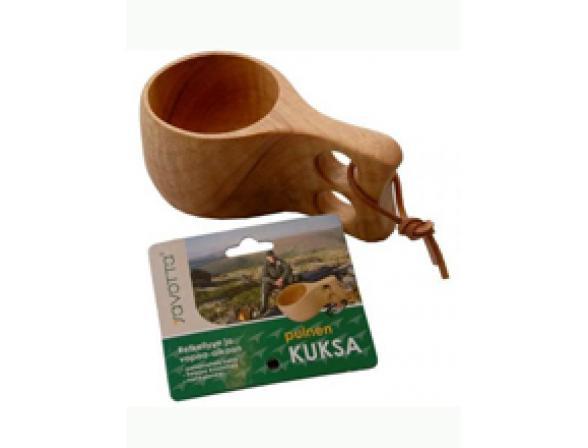 Кружка  деревянная Savotta Wooden Kuksa