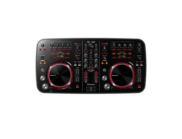 DJ-контролер Pioneer DDJ-ERGO-K