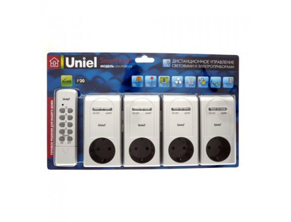 Пульт дистанционного управления светом Uniel USH-P009-G4-3600W-25M SILVER