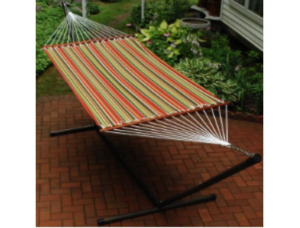 Гамак одноместный La Siesta Caribena Single Hammock Kiwi