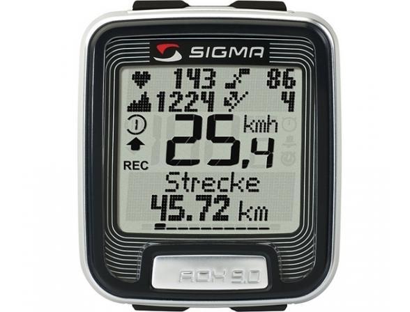 Велокомпьютер Sigma Sport Rox 9.0