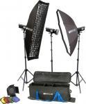Комплект студийного света Raylab GRANT RA-600 OSB CREATIVE KIT