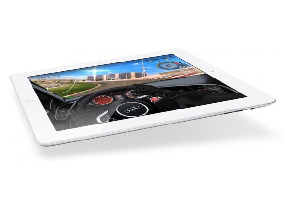 Планшет Apple iPad 2 16Gb Wi-Fi + 3G White
