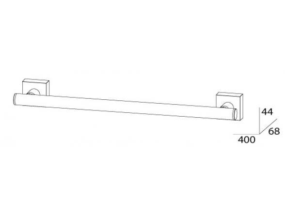 Держатель полотенца FBS ESPERADO 40 см ESP 030