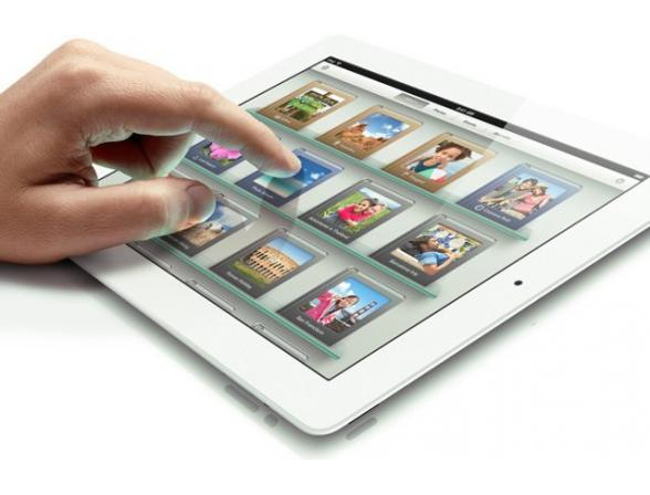 Планшет Apple iPad new 32Gb Wi-Fi + 4G White